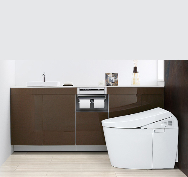 TOTO 手洗いシステム