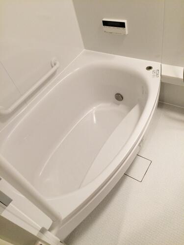 リフォーム後浴槽