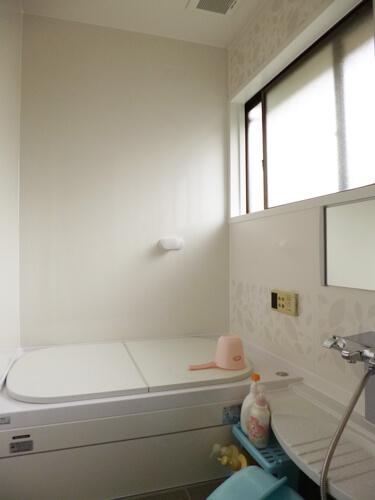 リフォームした後の浴室