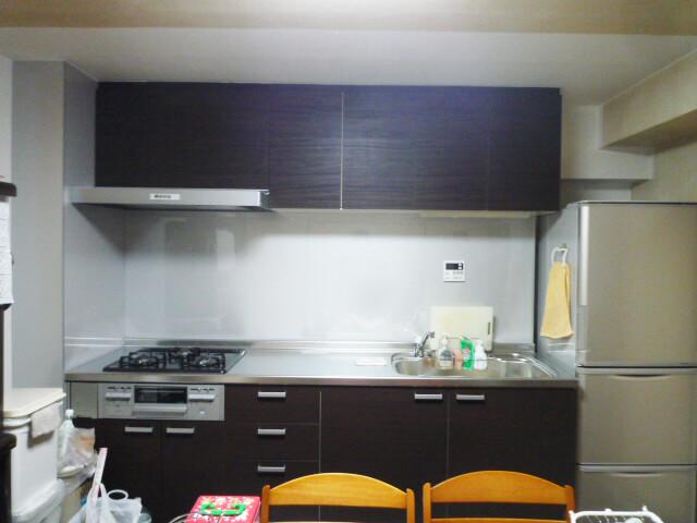 工事後キッチン2
