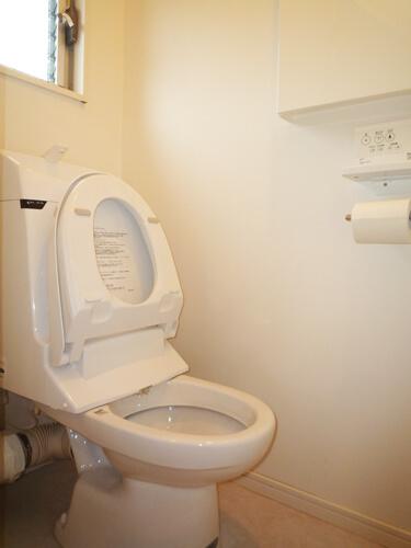 工事後のトイレ1