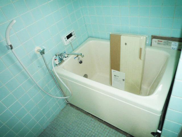 バス工事後浴槽