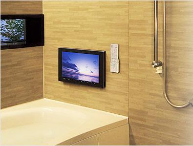 パナソニック 浴室テレビ