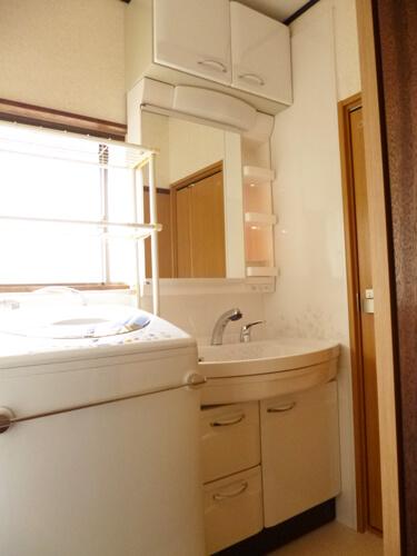 洗面室リフォーム