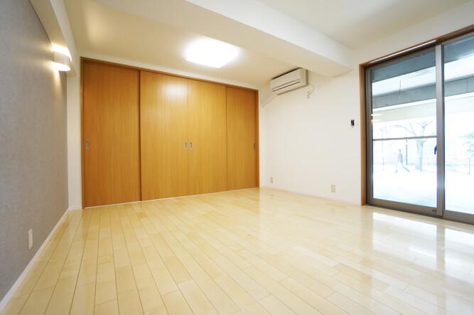改築後の居室