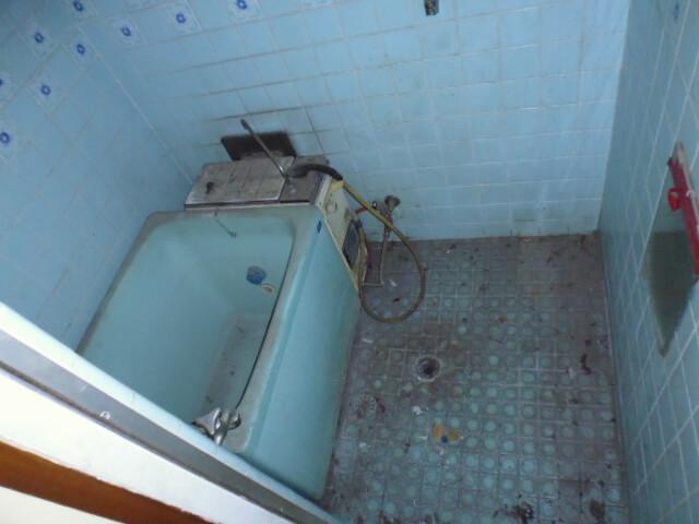 バラがま浴槽