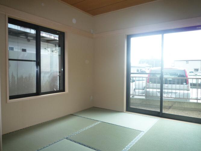 増築部の室内画像