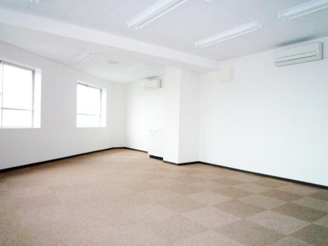 内装工事後オフィス