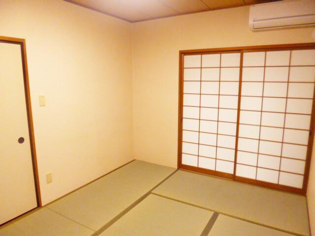 内装工事後和室