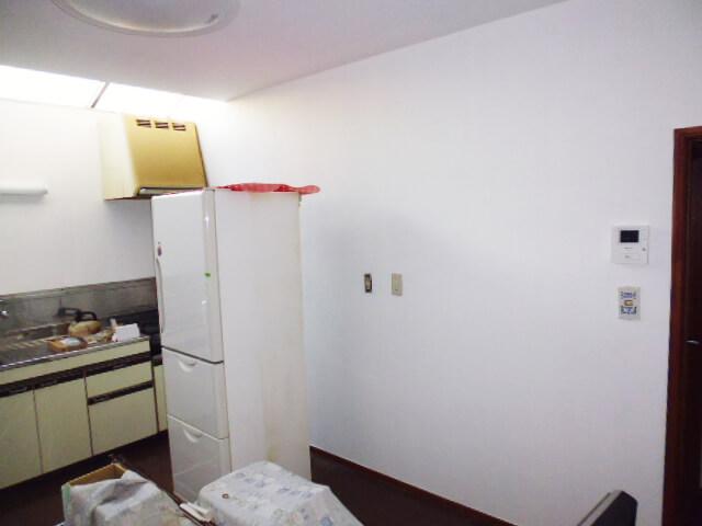 内装工事後ダイニングキッチン