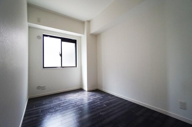内装工事後洋室